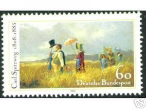 Germany Scott # 1448  MNH ** Stamp