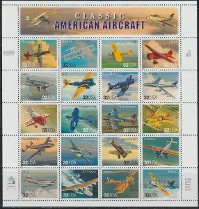 United States  SC  3142 Full Sheet