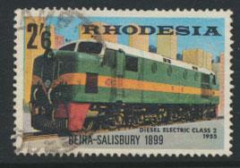 Rhodesia   SG 434  SC# 270   Used Steam Trains see details