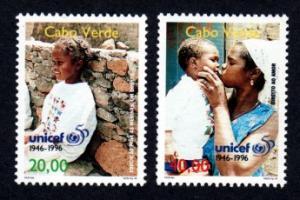 Cape Verde 703-704 Mint NH MNH!