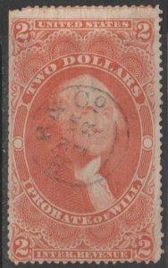 U.S. Scott #R83c Revenue Stamp - Used Single