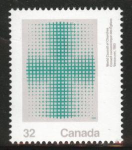 Canada Scott 994 MNH** Church Emblem stamp 1983