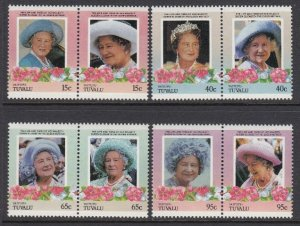 Tuvalu - Vaitupu 51-4 Queen Mother mnh