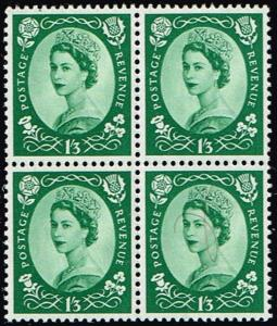 Great Britain # 307  MNH