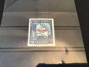 Bolivia Specimen Mint Never Hinged Stamp Ref 49385