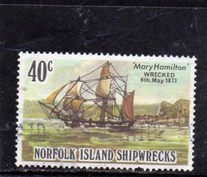 Norfolk Island Shipwrecks used