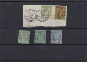 France Early Stamps Ref 31733