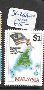 MALAYSIA   (PP2605B)  SGSG 289-90      MNH