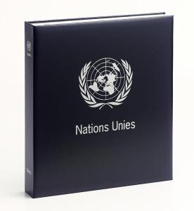 DAVO Luxe Hingless Album United Nations New York I 1951-1995