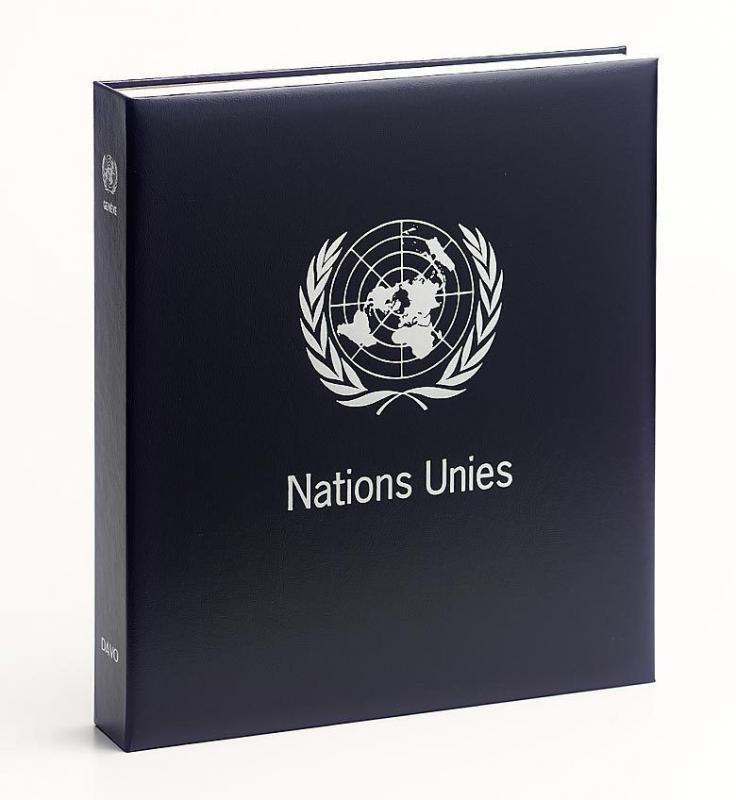 DAVO Luxe Hingless Album United Nations New York III 2013-2018