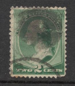 US#213 Green - Used