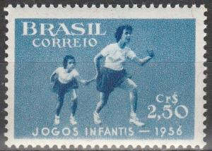 Brazil #835 F-VF Unused