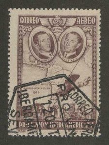 Spain #55a > Issue of 1930 > Used > SCV $67.50