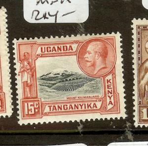 KENYA, UGANDA, TANGANYIKA  (B0602BB) KGV 15C SG113  MNH