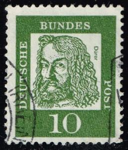 Germany #827 Albrecht Duerer; Used (0.25)