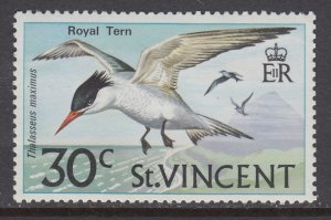 St Vincent 379 Bird MNH VF