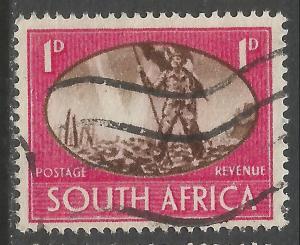 SOUTH AFRICA 100a VFU W159-2