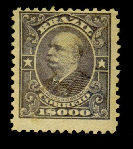 Brazil #194 MINT F-VF No gum Cat$29