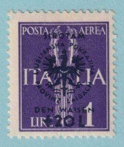 YUGOSLAVIA  - ITALIAN OCCUPATION NB12  MINT HINGED OG * NO FAULTS VERY FINE!