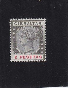 Gibraltar: Sc #37, MH (36743)