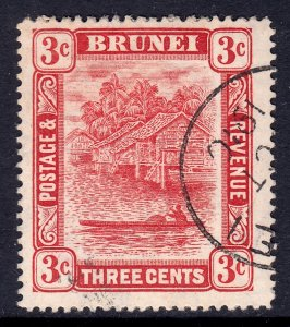 Brunei - Scott #18 - Used - SCV $1.75