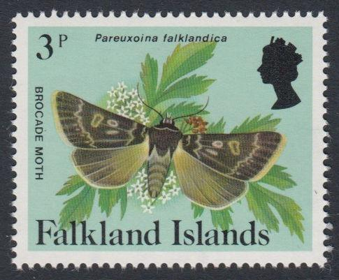 Falkland Islands - 1984 Insects and Spiders (3p) (MNH)