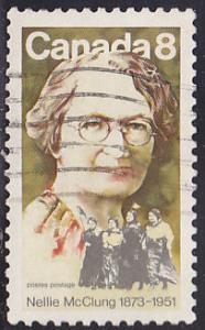 Canada 622 Nellie McClung 1973