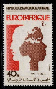 Mauritania Scott 331 MNH** Black and White Man stamp