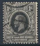 East Africa & Uganda Protectorate Used  - SG 44 SC#40 - see details