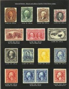Larry Volovski 2016 US Stamps Catalog Philatelic Report # 35, Prices, New !!