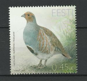 Estonia 2013 Birds MNH Stamp
