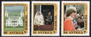 ANTIGUA SCOTT 663-665