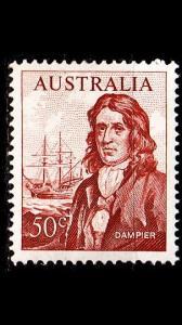 AUSTRALIEN AUSTRALIA [1966] MiNr 0375 ( **/mnh ) Schiffe