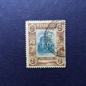Jamaica 84 F-VF, CV $37.50