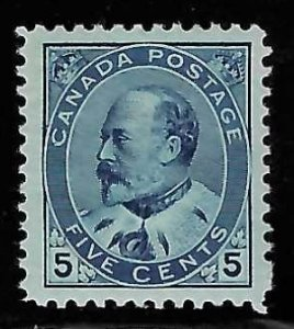Canada #91 Mint VF H