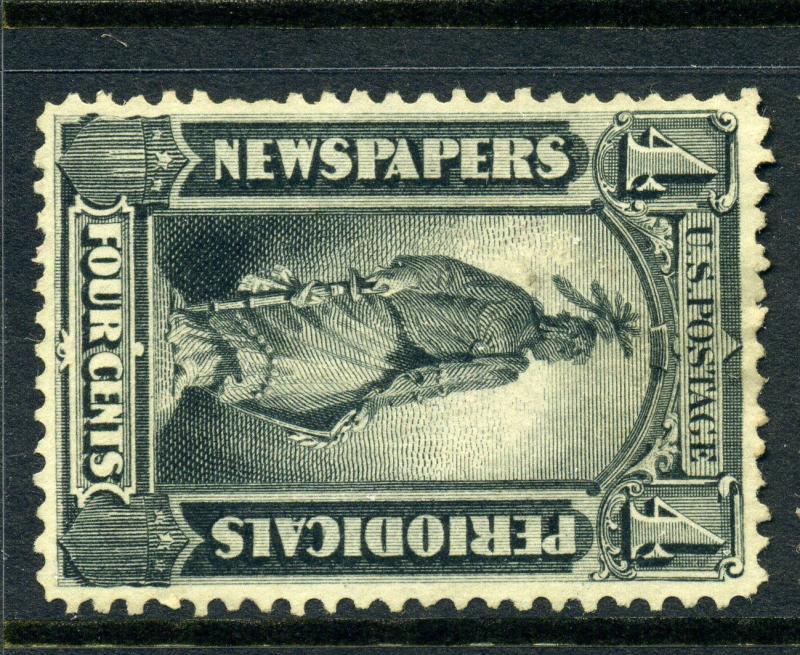 Scott #PR11 Newspaper Unused Stamp (Stock #PR11-7)