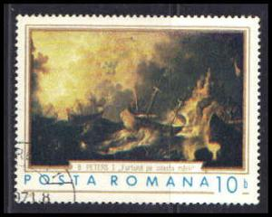 Romania CTO NH Very Fine ZA6914