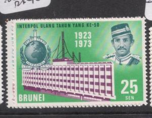 Brunei SG 212-3 MNH (9deo)