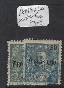 ANGOLA (P2402B) SC 84-5   VFU