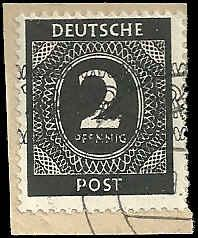 Germany - 585A - Used - SCV-32.50
