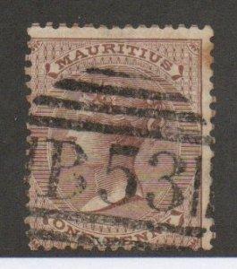Mauritius 32 Used