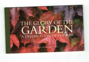 GB350) Great Britain 2004 Celebration of the RHS Prestige Booklet MUH