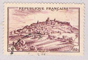 France 568 Used Vezaley 1946 (BP42717)