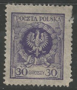 POLAND 223 VFU S499-1