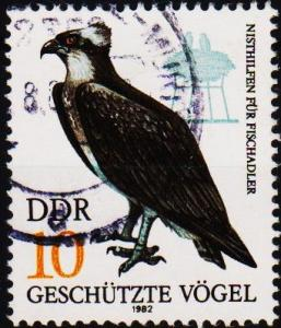 Germany(DDR). 1982 10pf  S.G.E2410 Fine Used
