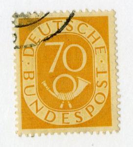 GERMANY 683 USED SCV $15.00 BIN $6.00 HORN