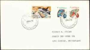 Australian Antarctic Territory, Polar, Minerals, Fish
