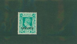 Burma Ø19 MH CV$ 3.25 BIN$ 2.00