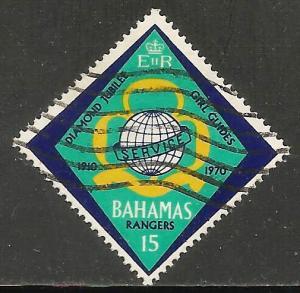 Bahamas 1967 Scott# 300 Used