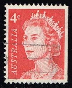 Australia #397 Queen Elizabeth II; Used (0.25)